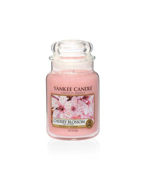 Yankee Candle ароматна свещ CHERRY BLOSSOM